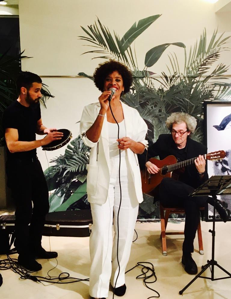Rosa Emilia Dias Trio